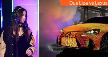 DuaLipa-Lexus