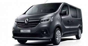 Renault Ticari Araç Fiyat Listesi 2021