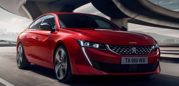 2018 Geneva Motor Show: Peugeot 508 will soothe the savage
