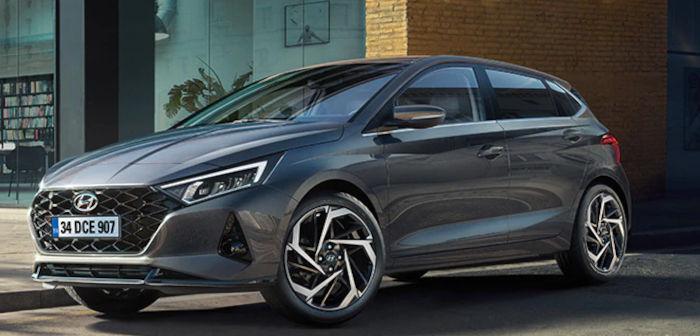 Yeni Hyundai i20 2021