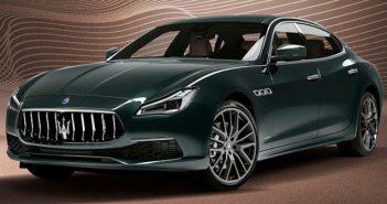 Maserati Royale Özel Serisi