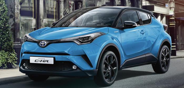 Toyota C-HR Kampanyası 2021