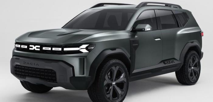 Yeni Dacia Logosu