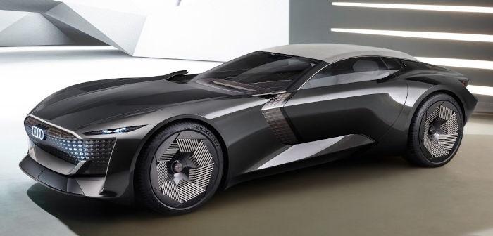 Audi skysphere konsept
